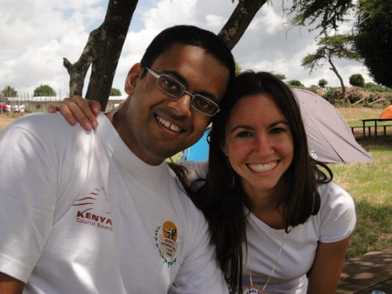 founders, Amani Institute, Roshan Paul, Ilaina Rabbat
