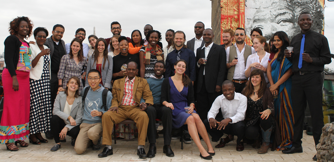 Social Innovation Management Fellows in Kenya
