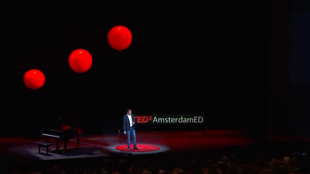 Roshan Paul TEDx AmsterdamED