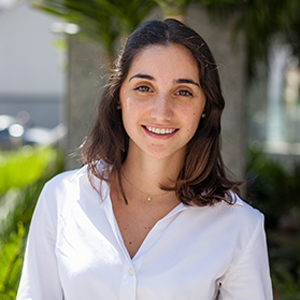 Anna de Souza Aranha, Guest Speaker at Amani Institute