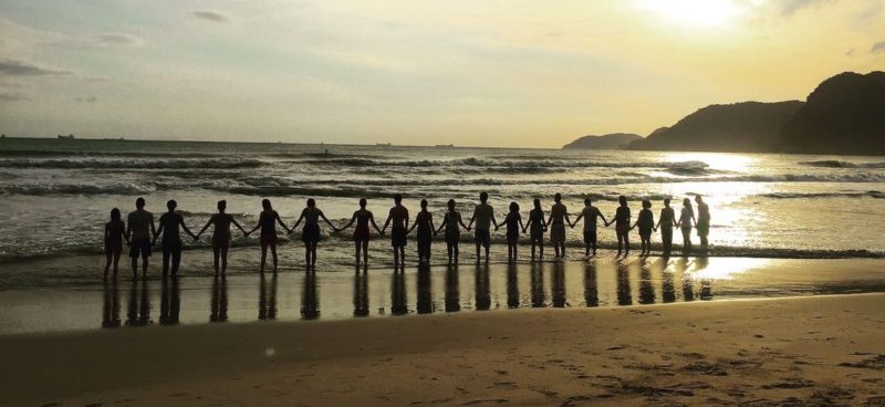 Amani Fellows in Brazil