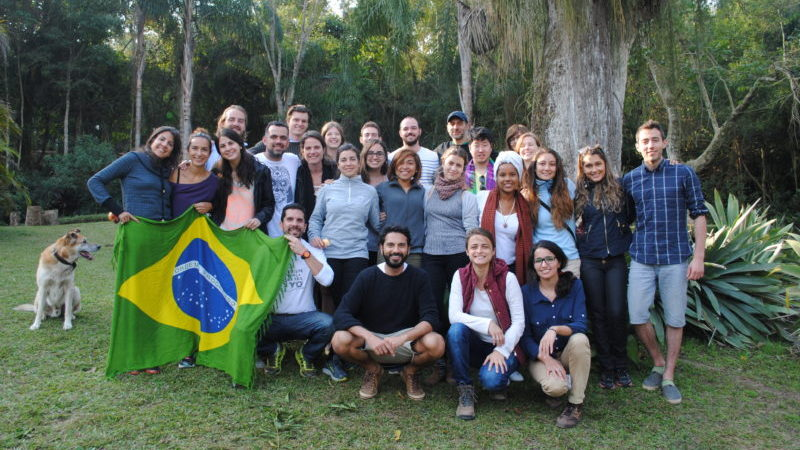 Social Innovation Management Program Class 3 Brazil