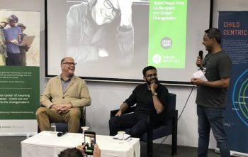 Jerry White, Roshan Paul, Vishal Talreja