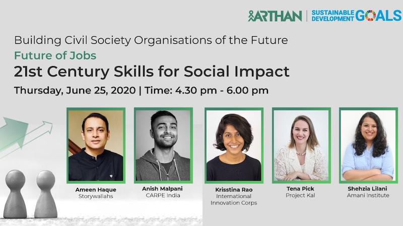 Arthan: a Panel on the Future of Jobs