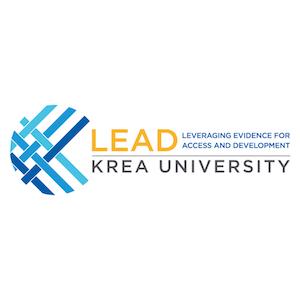 LEAD Krea University Logo