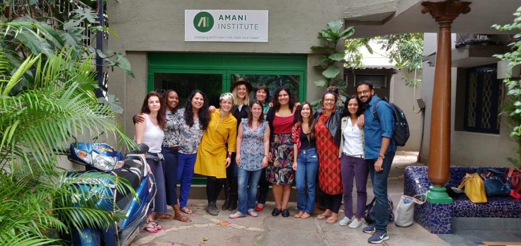 Amani team