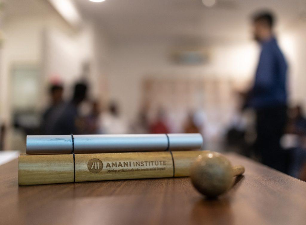 Amani Institute Ping