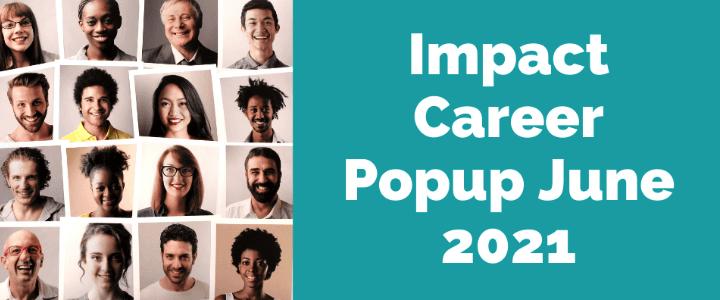 Impact Career Pop Up