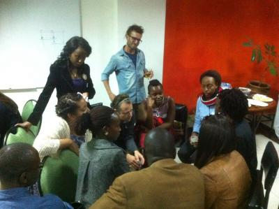 The Nairobi Changemaker Community Networking Ideas